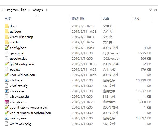 V2ray Server